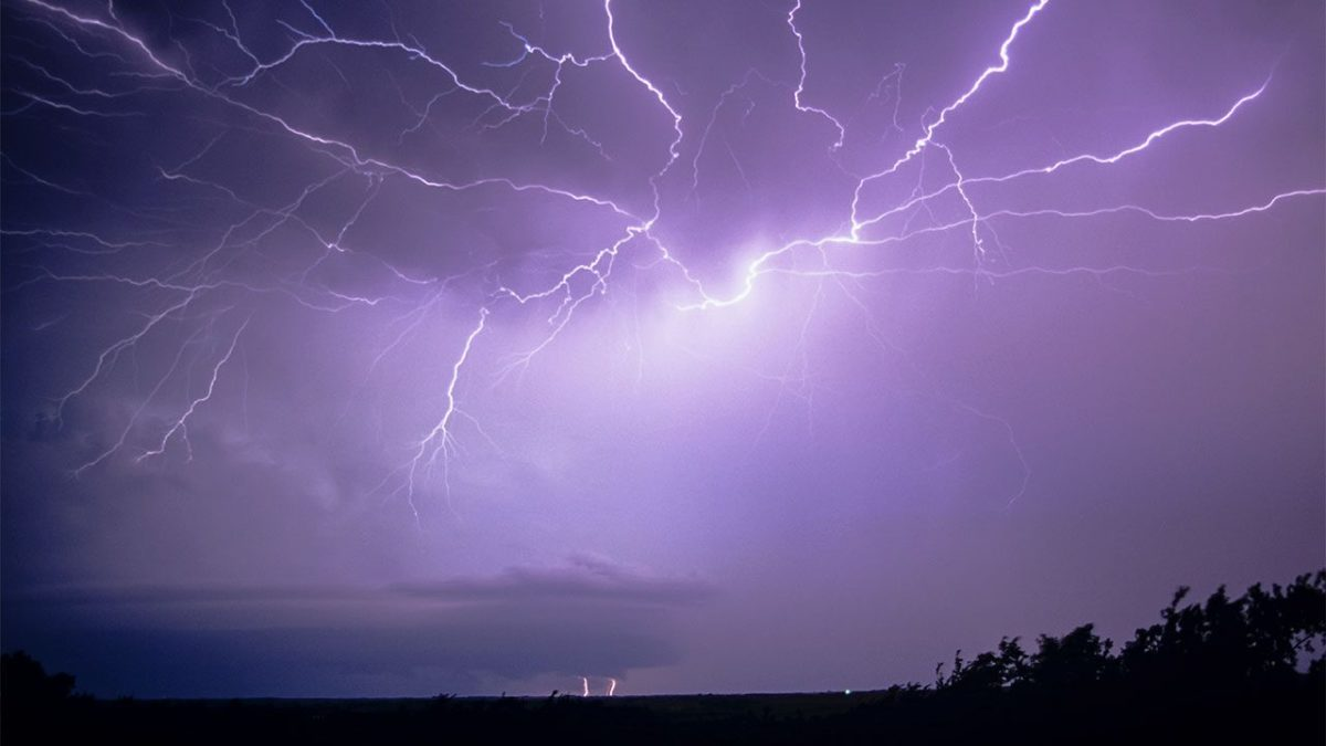 Lightning sometimes strikes same person more than once. Let's hope that's true in this case.