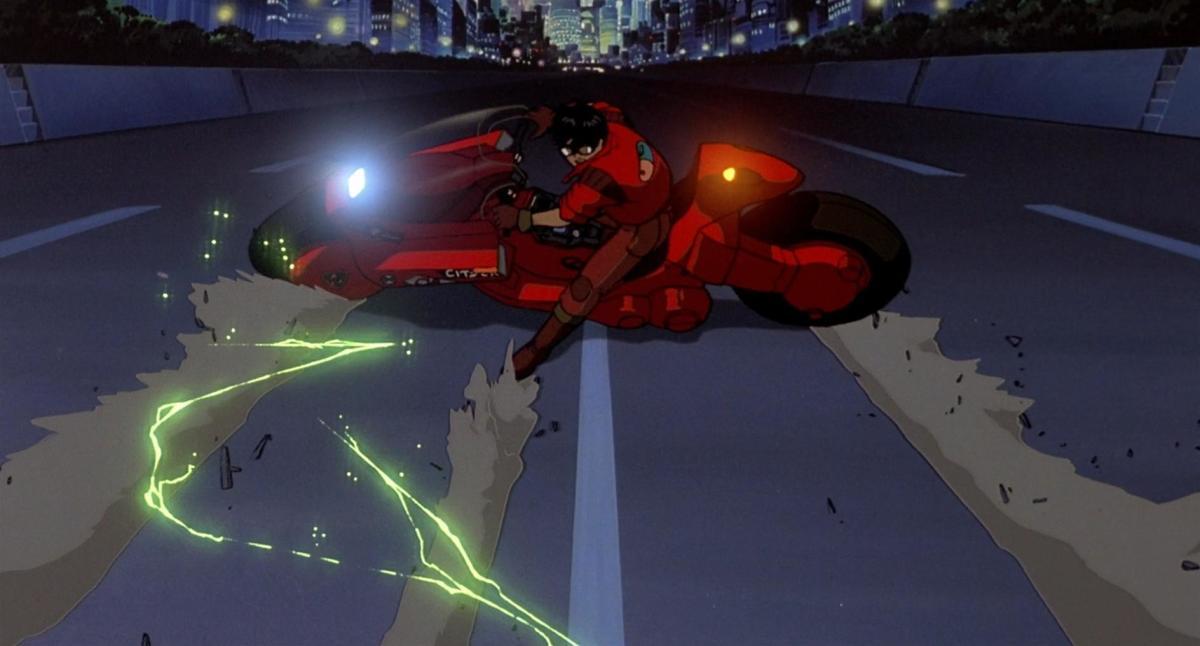 Reaper's Reviews: 'Akira'