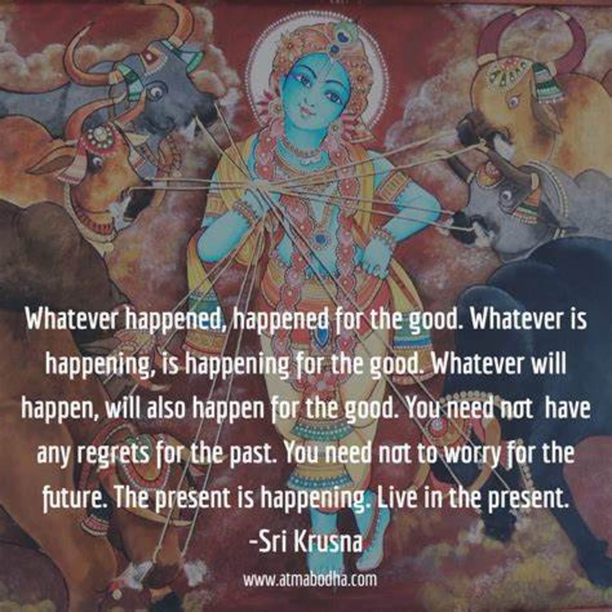 A Glimpse Into The Bhagavad Gita. Part 3 (The Song Celestial) Monday's Inspiration 60