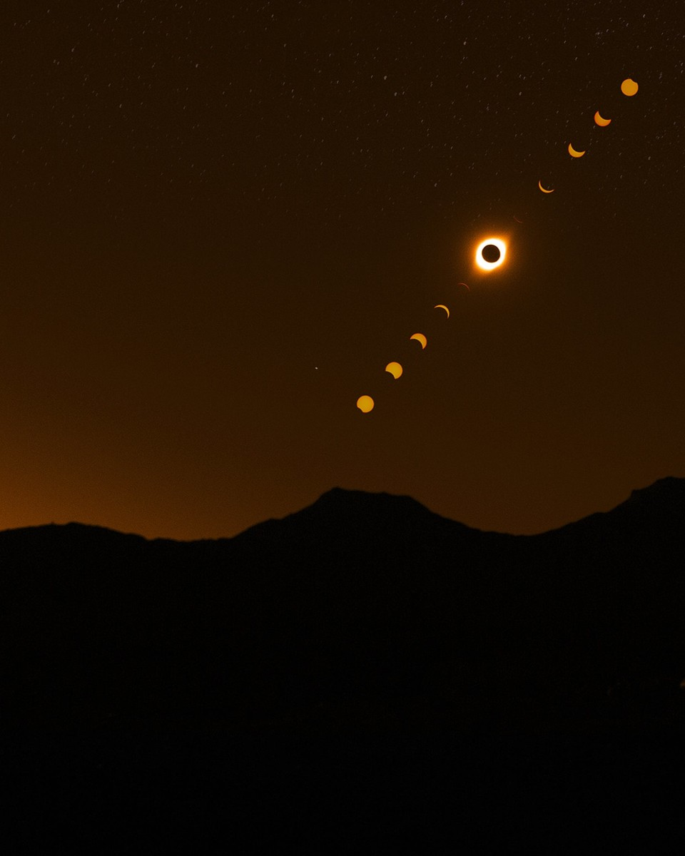 The Eclipse A Poem
