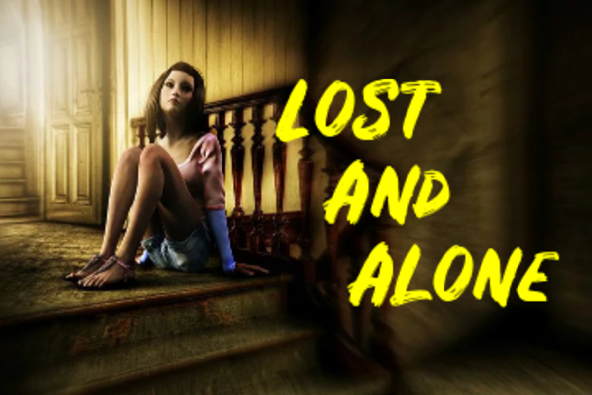Poem: Lost and Alone