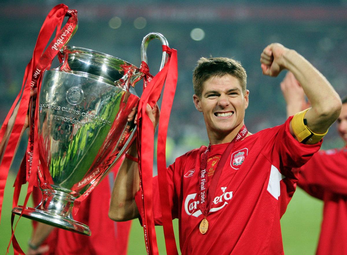 Liverpool's Premier League Legends