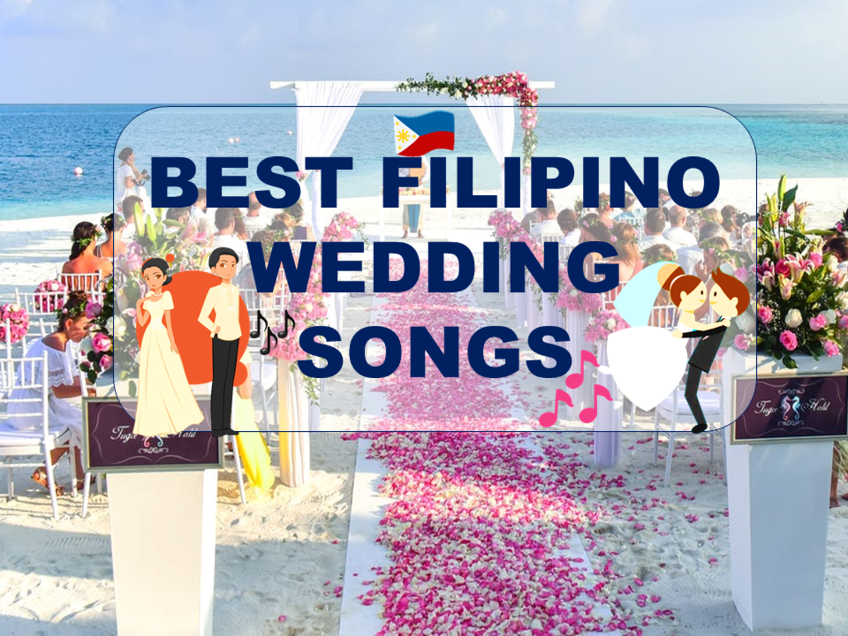 These are the best Filipino love songs for your wedding.