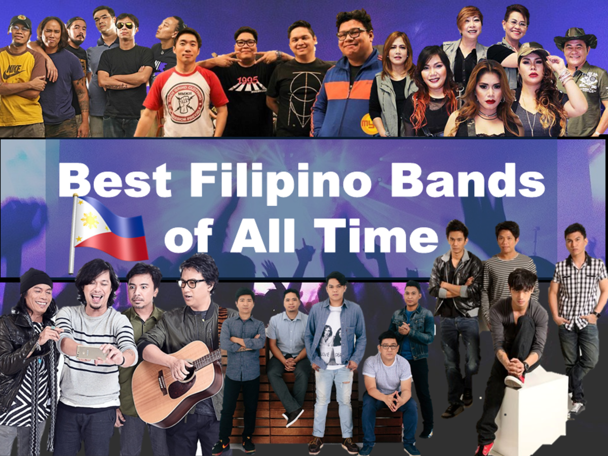 Best Filipino Rock Bands