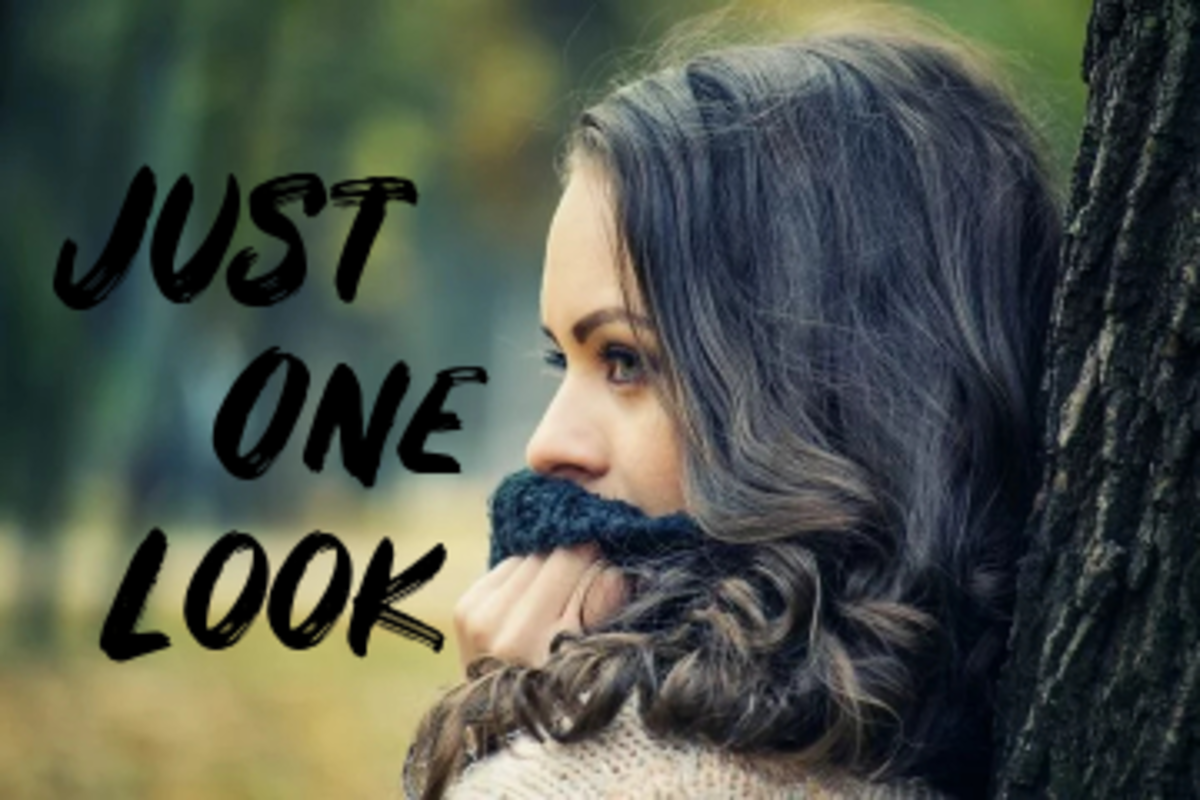 Poem: Just One Look