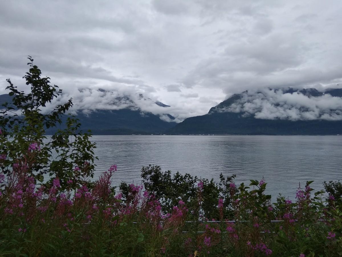 Steeped in Earth's Mysteries: Bike Trip in Valdez, Alaska