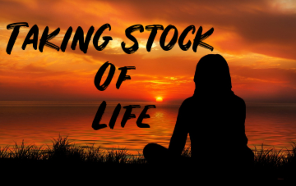 Poem: Taking Stock of Life