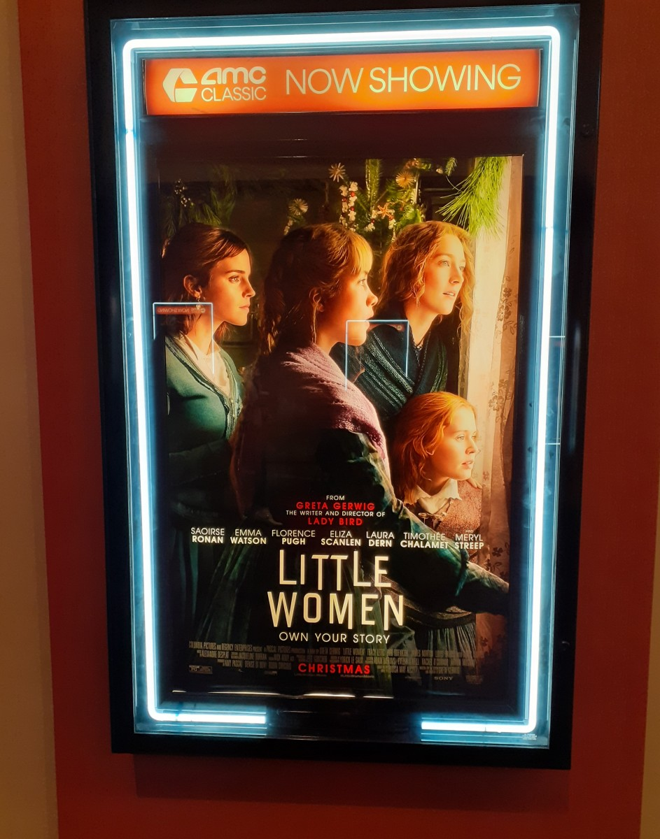 Movie Review - Little Women (2019)