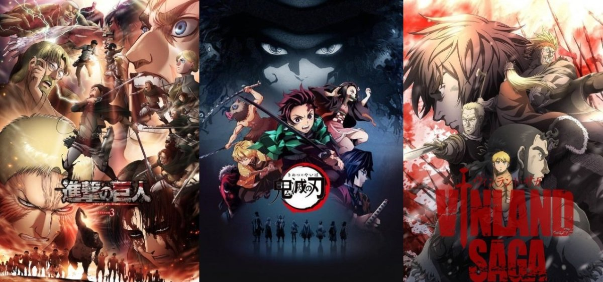 The Five Best Action Anime of 2019