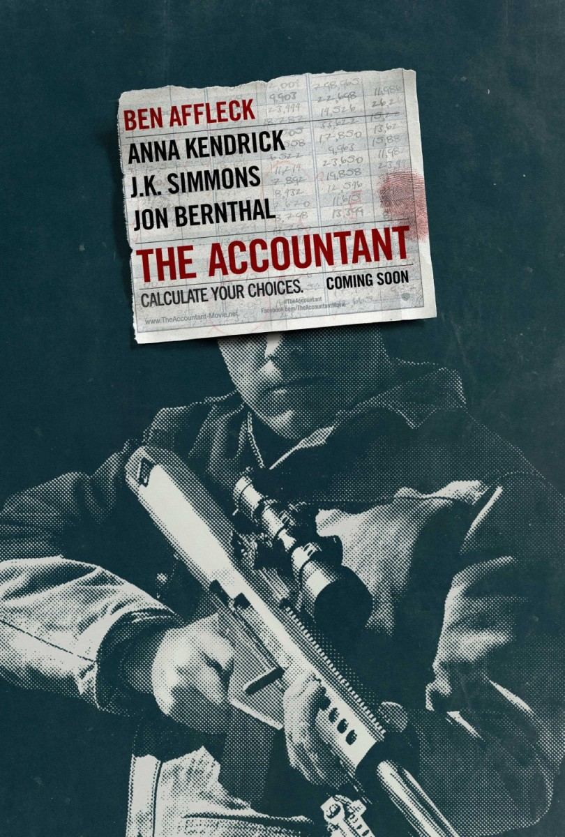 "Movie Review: ""The Accountant"""