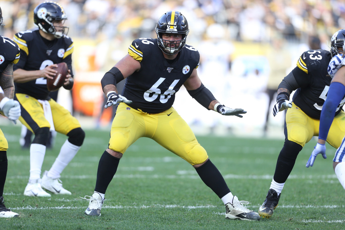 Pittsburgh Steelers offensive guard David DeCastro.