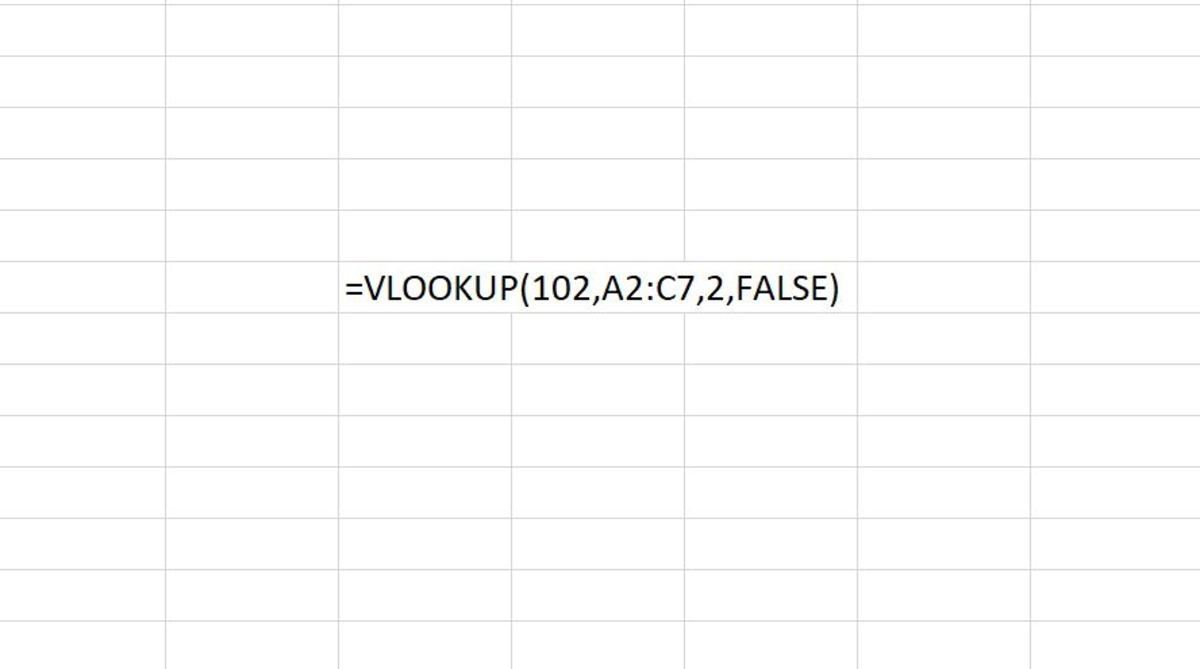 How to Use the VLOOKUP Function in Excel