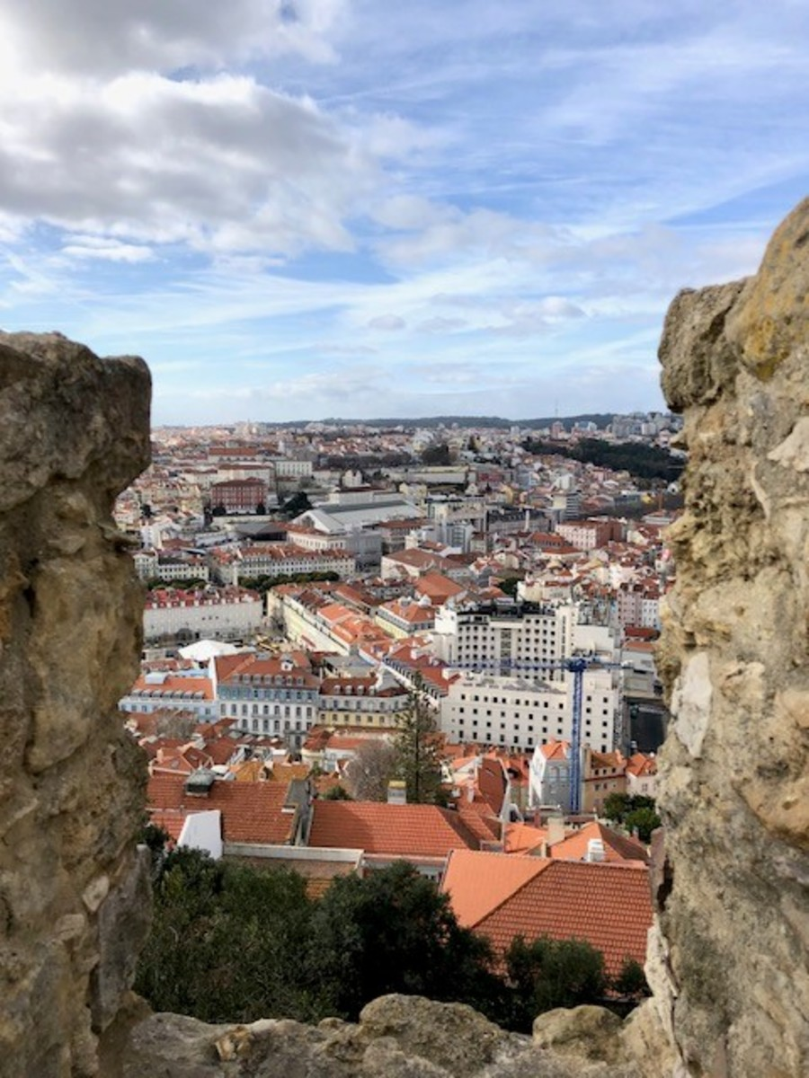 Lovely View of Lisbon