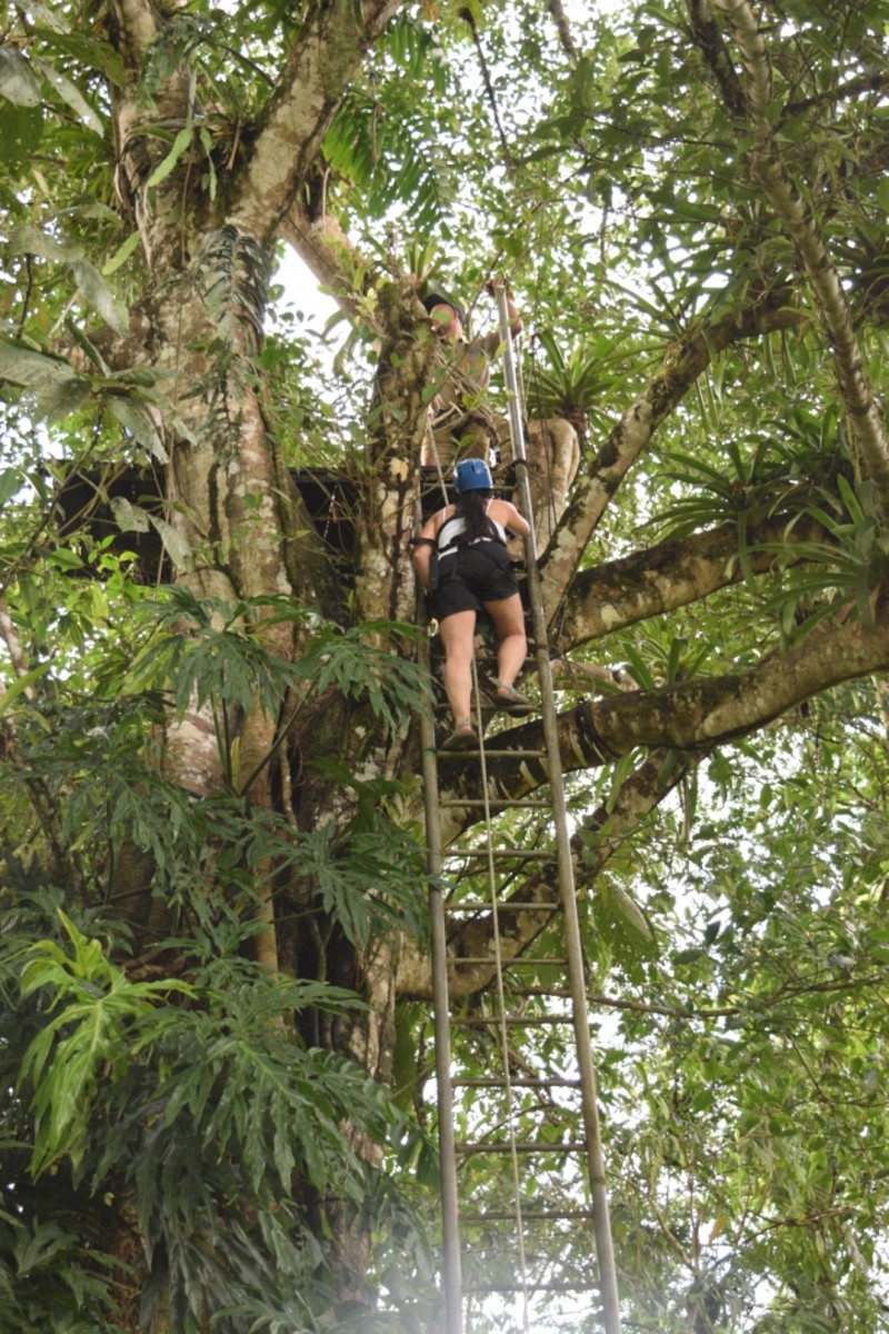 Costa Rica is the perfect place for practicing extreme sports.
