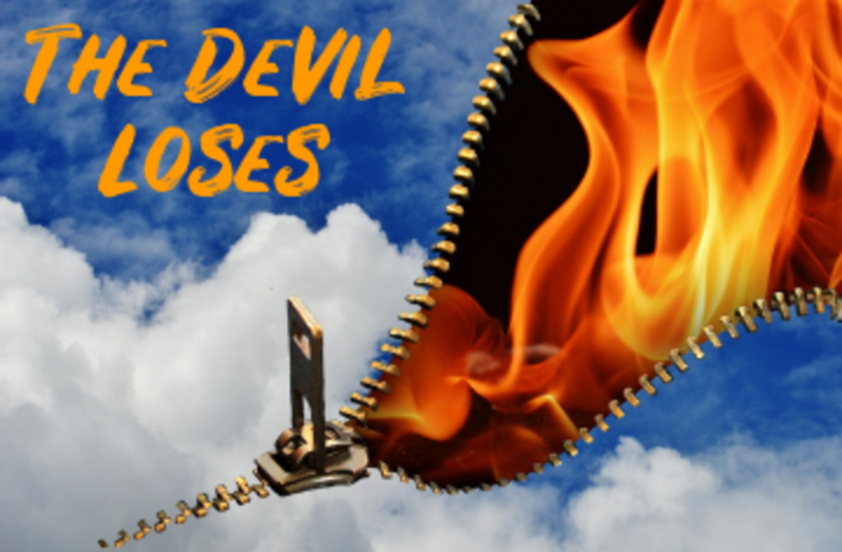 Poem: The Devil Loses