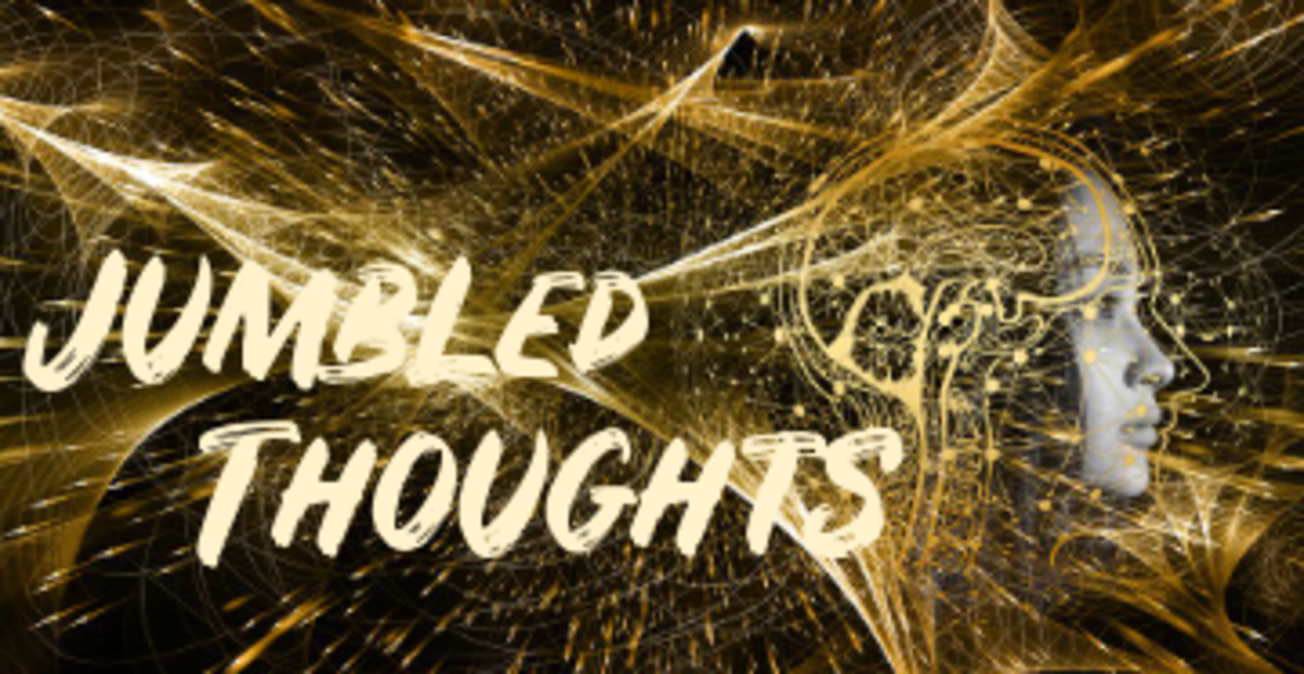 Poem: Jumbled Thoughts