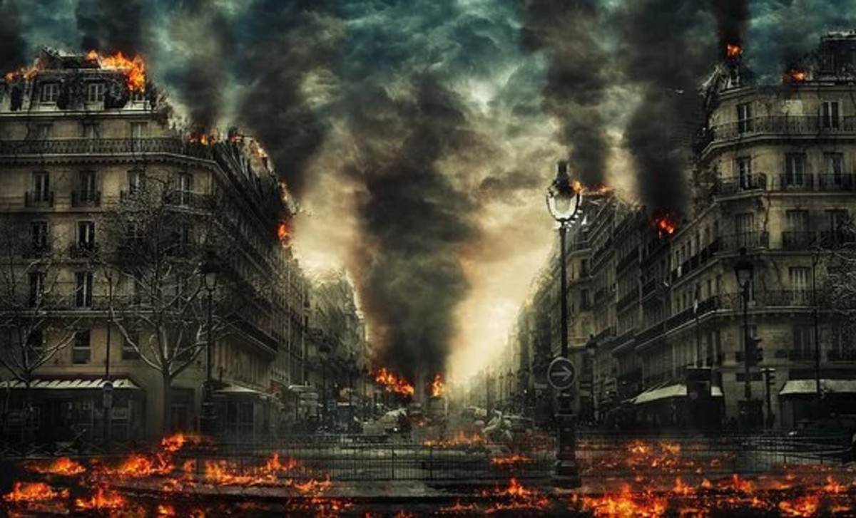 Self Created Apocalypse