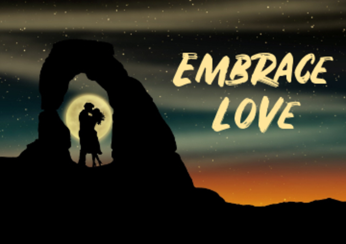 Poem: Embrace Love