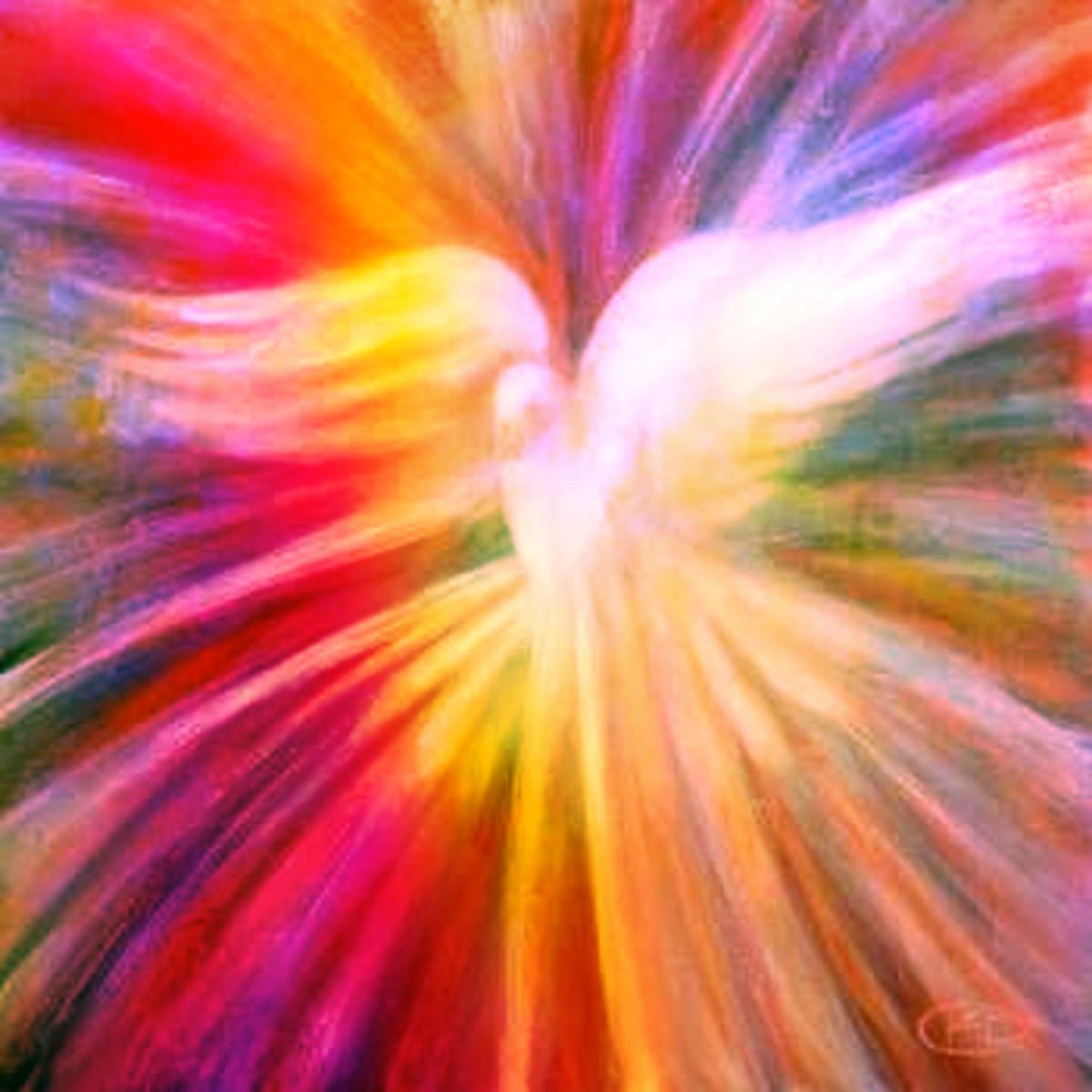 Holy Spirit Acrostic Poem