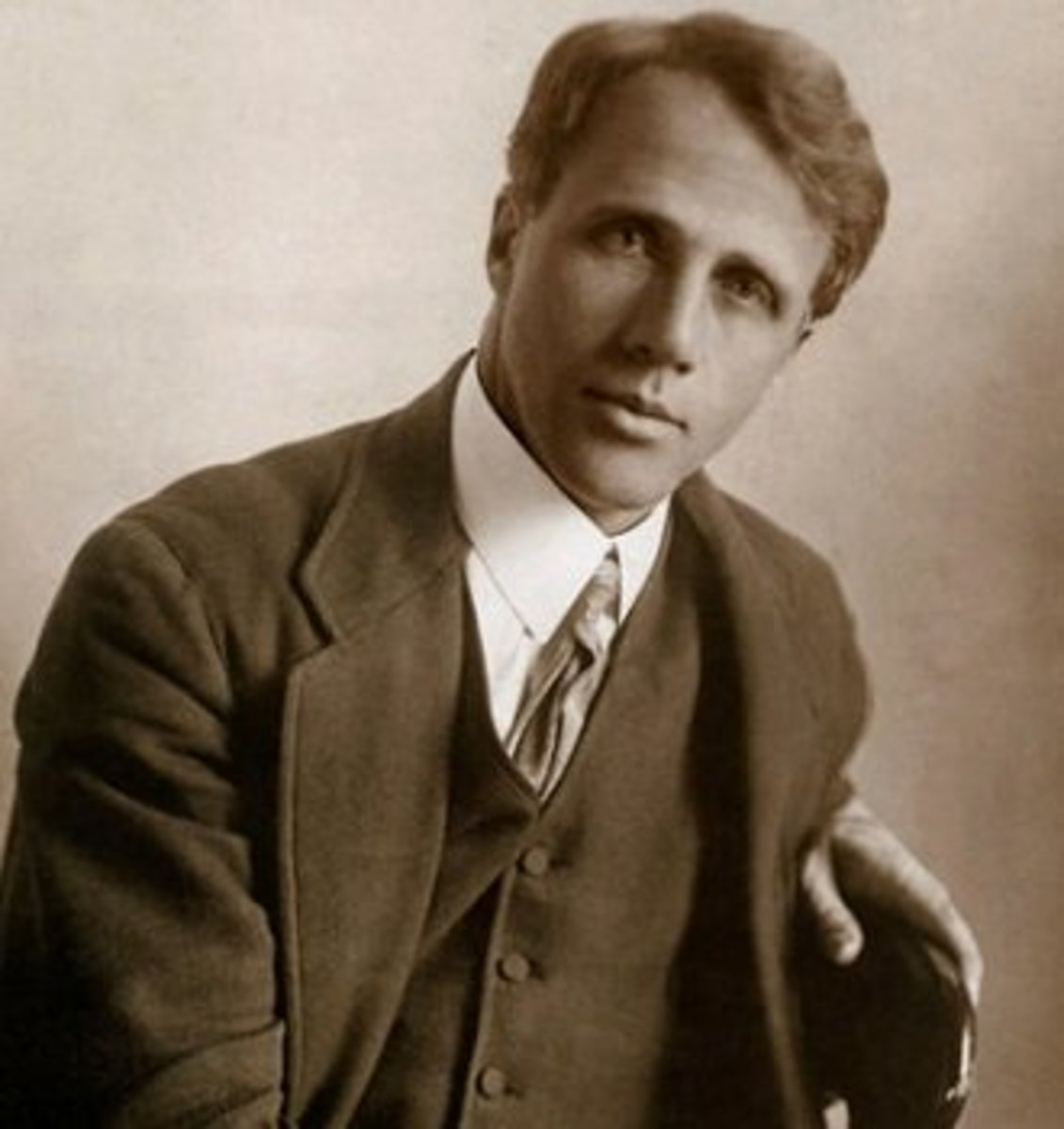 Robert Frost as a Young Man