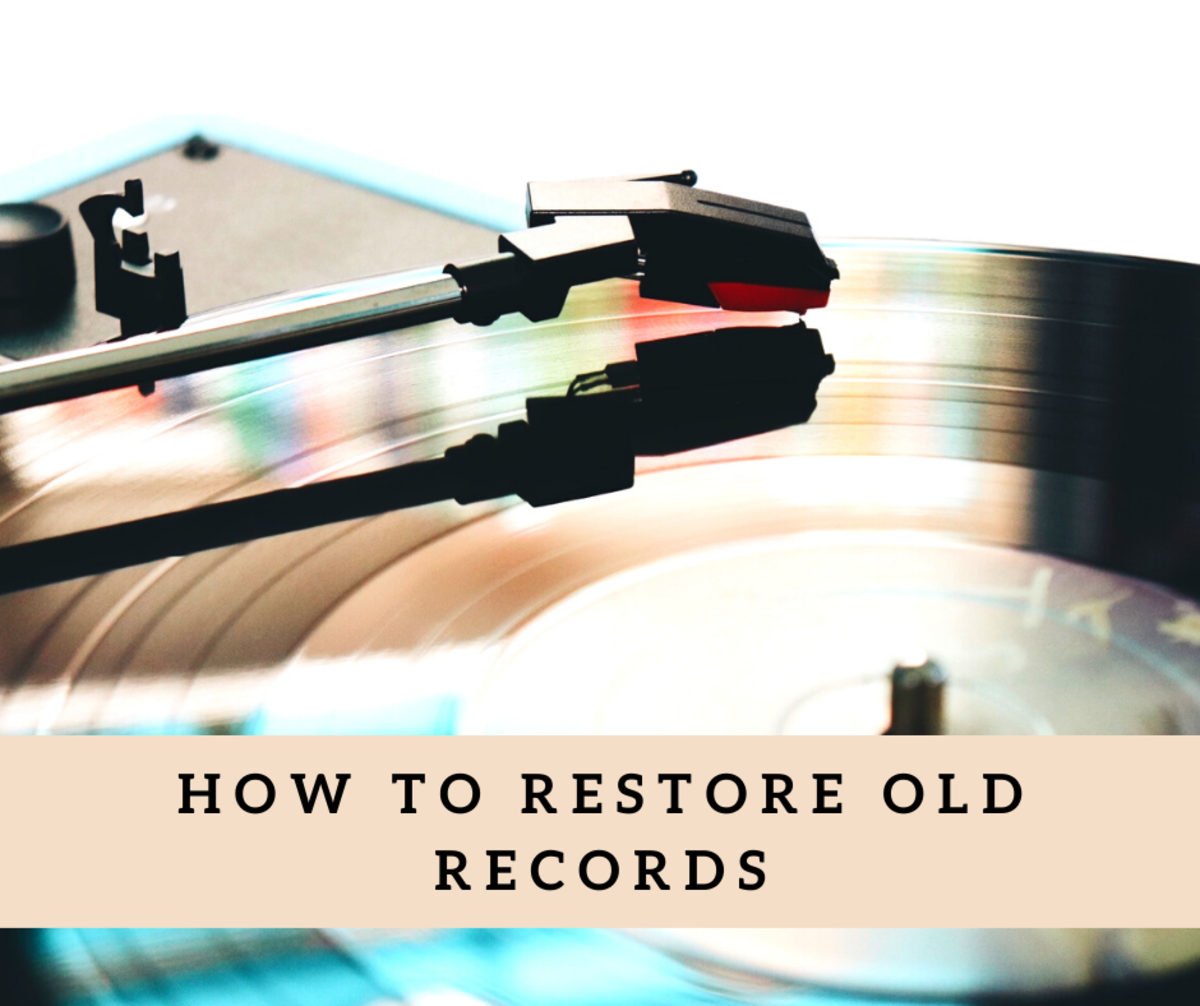 How to Restore Old Records