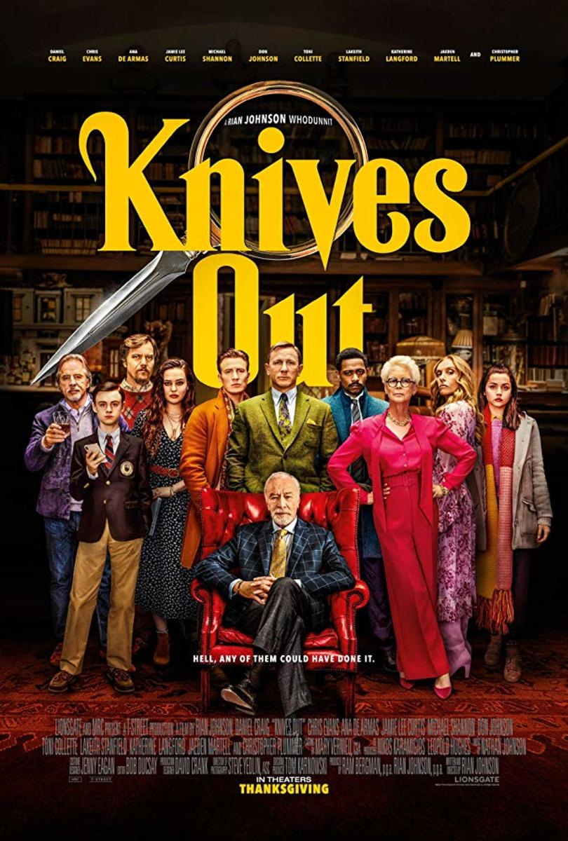 'Knives Out': Whodunnit Review