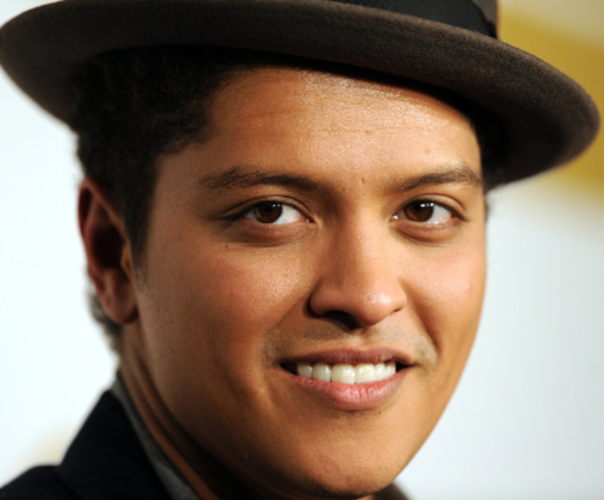 The Biography of Bruno Mars