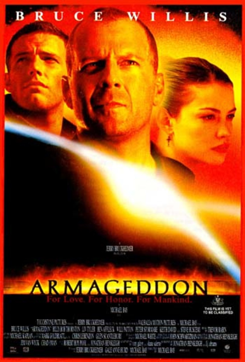 Should I Watch..? 'Armageddon'