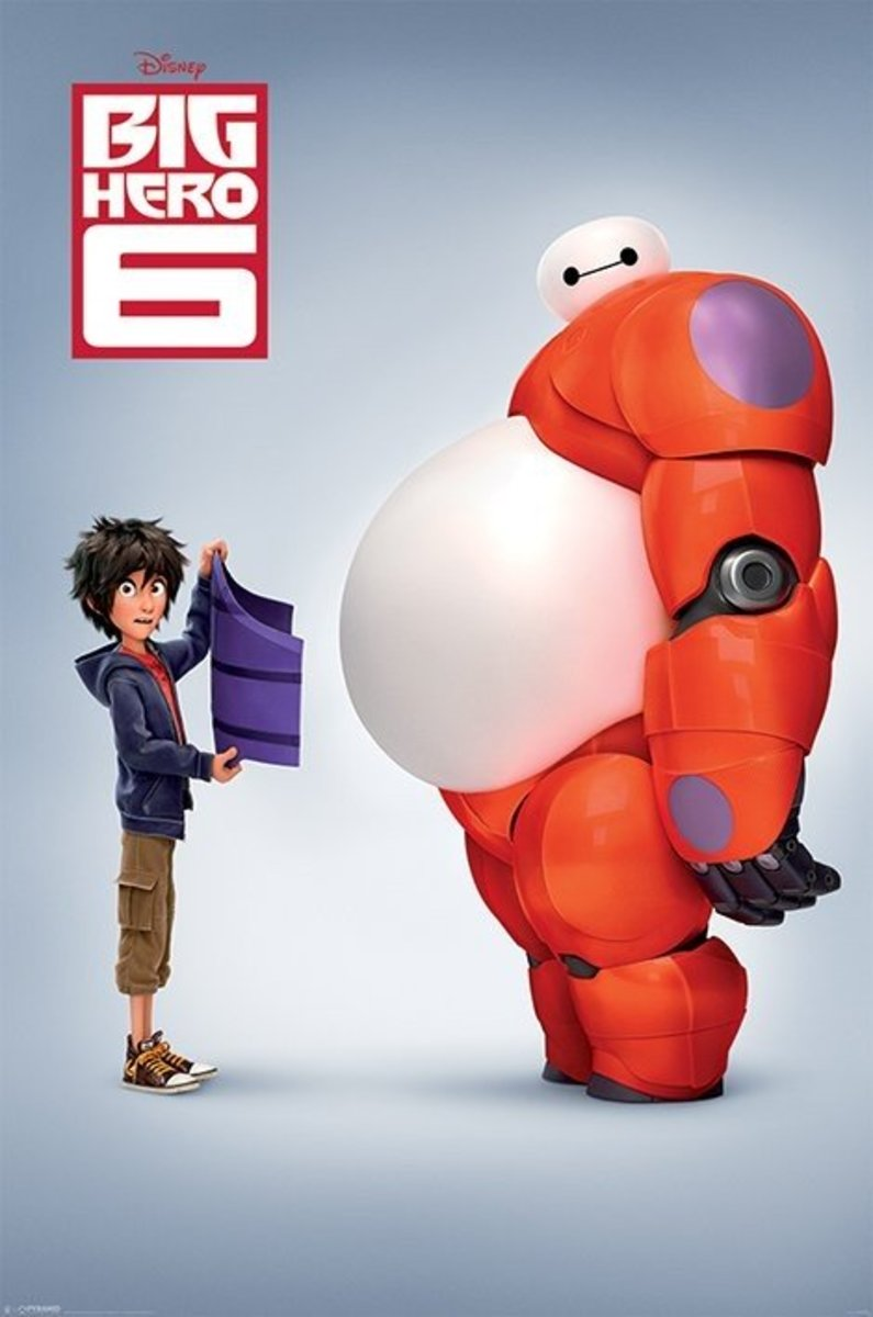"""Big Hero 6"" (2014): The Value of Love and Compassion"