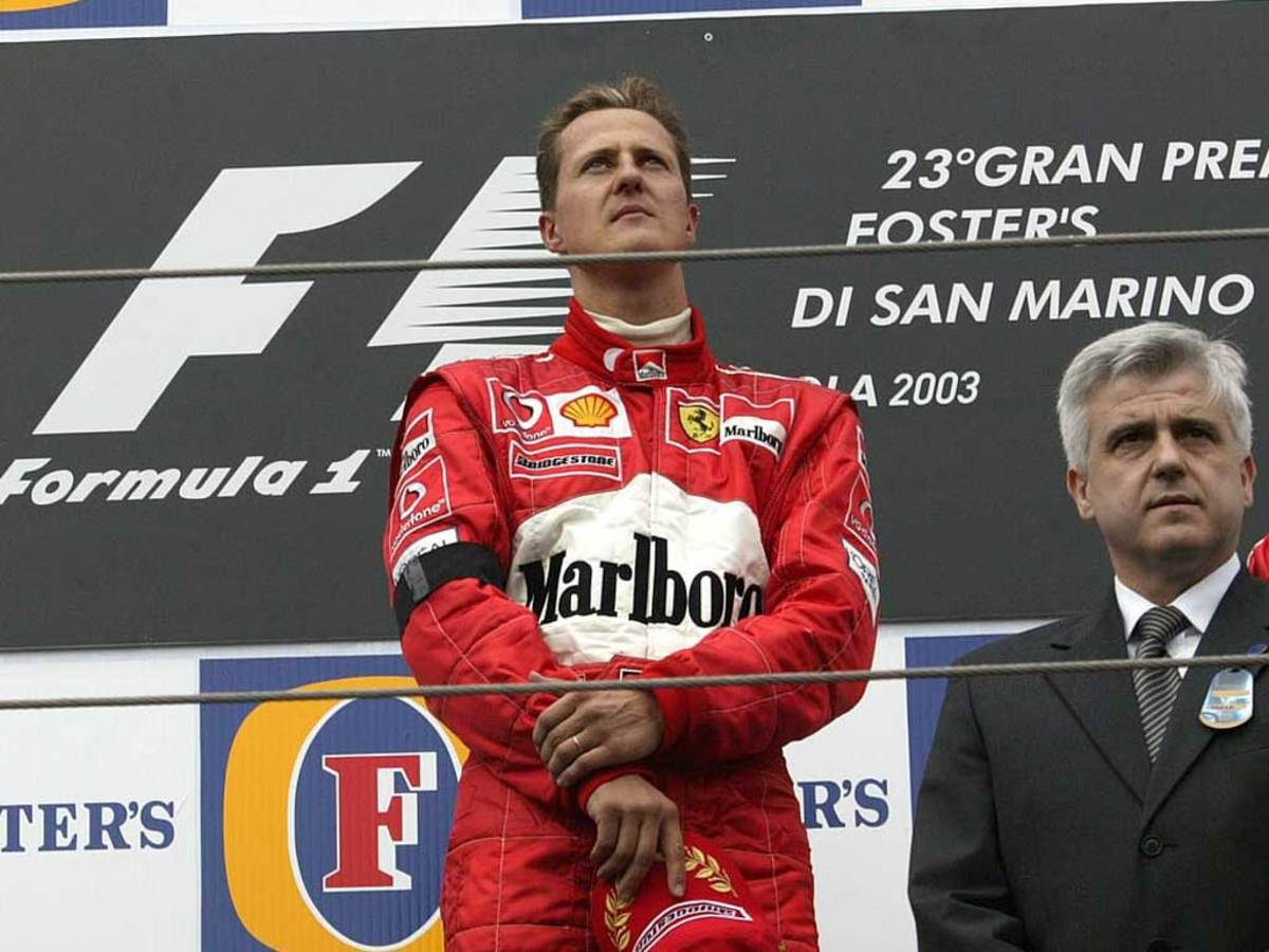 The 2003 San Marino GP: Schumacher's Emotional 65th Win
