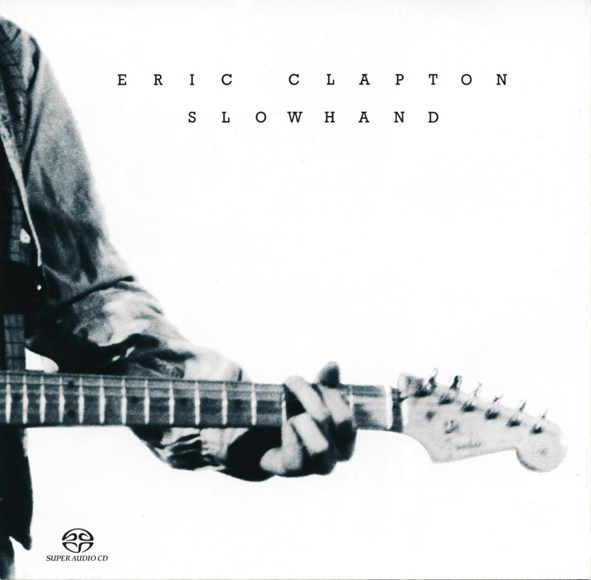 Cover of Eric Clapton's 1977 album