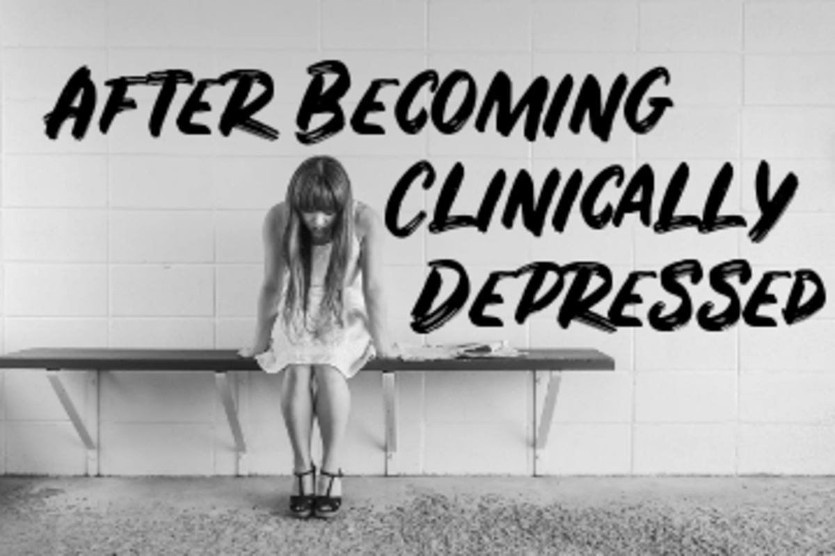 Alphabet Poem: After Becoming Clinically Depressed