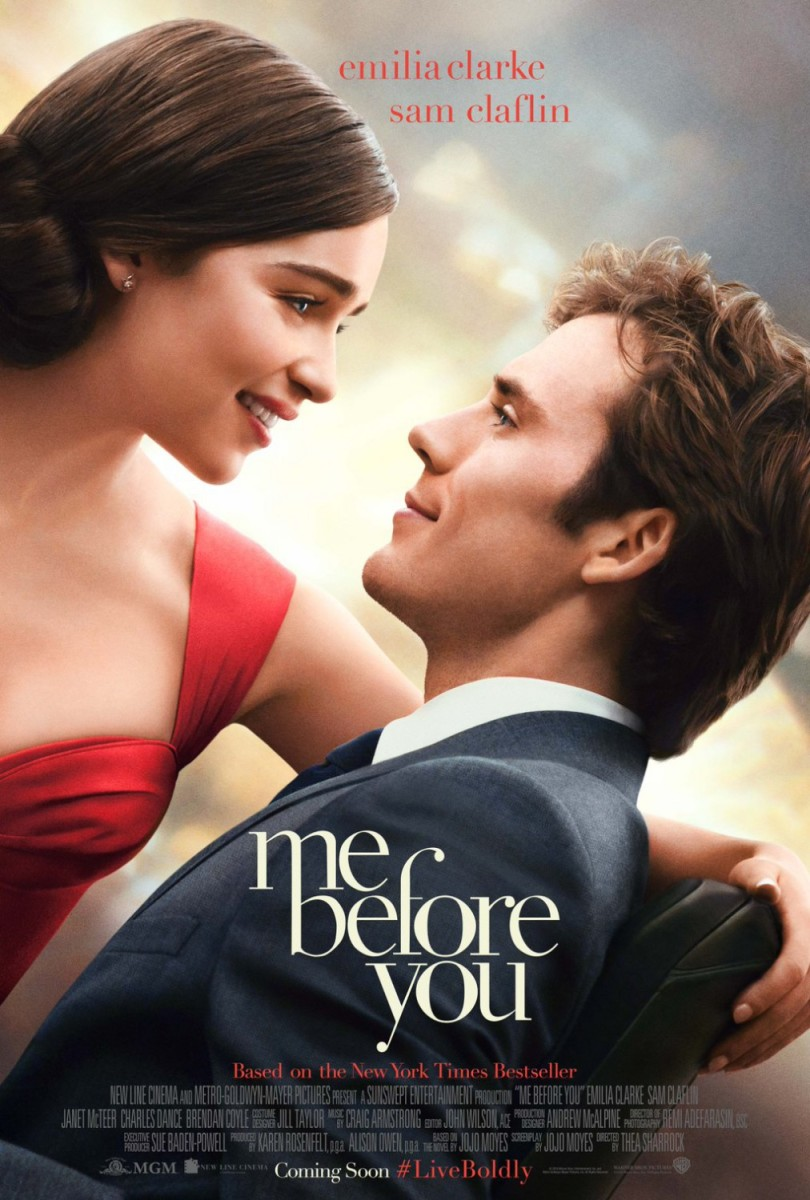 "Movie Review: ""Me Before You"""
