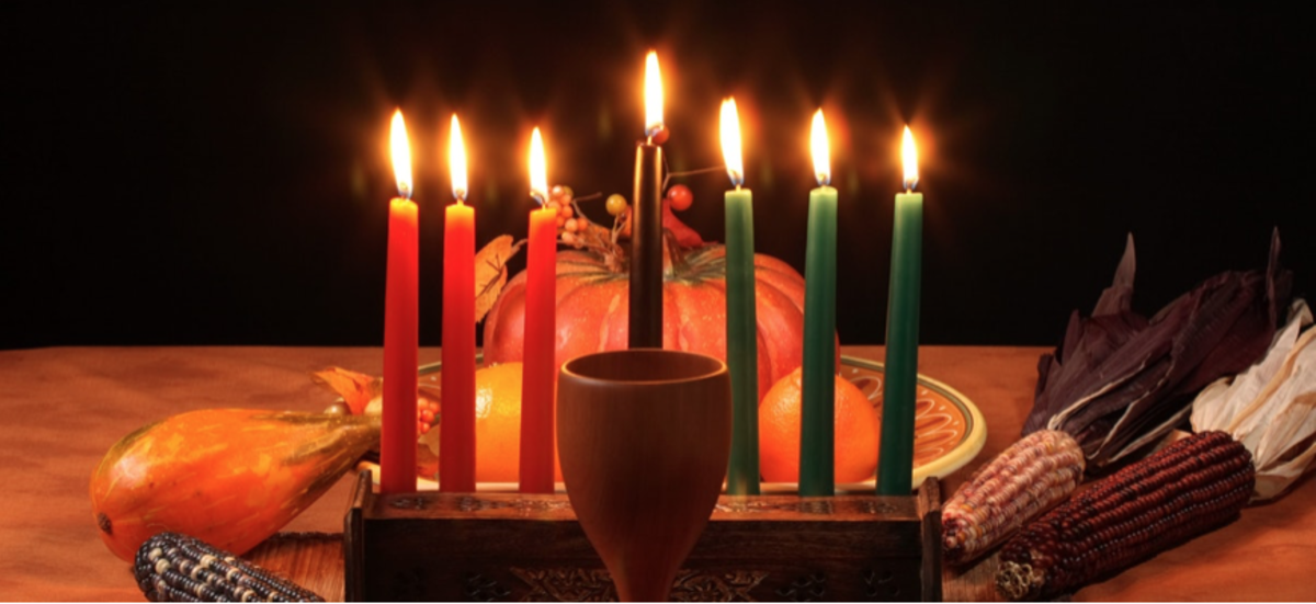 The Kinara is one of the most prominent symbols of Kwanzaa.