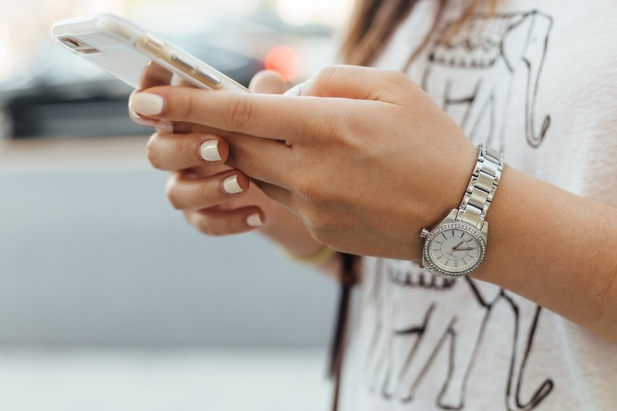 Smartphone touchscreens are in constant use. They should be sanitized on a regular basis.
