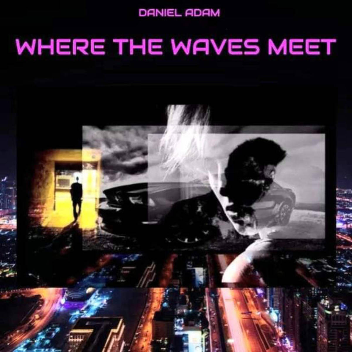 "Synth Album Review: Daniel Adam, ""Where the Waves Meet"""