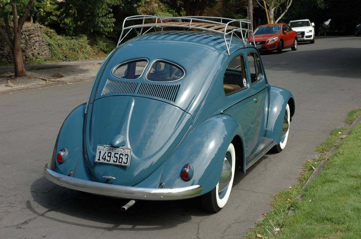 Flipping Classic VW Beetle Cars for a Living