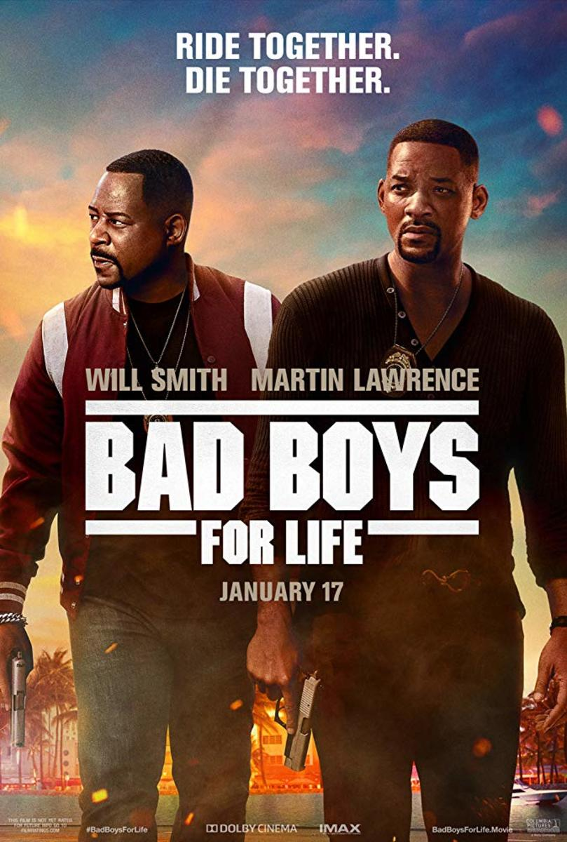 'Bad Boys For Life' (2020) A New Year, New Movie Review