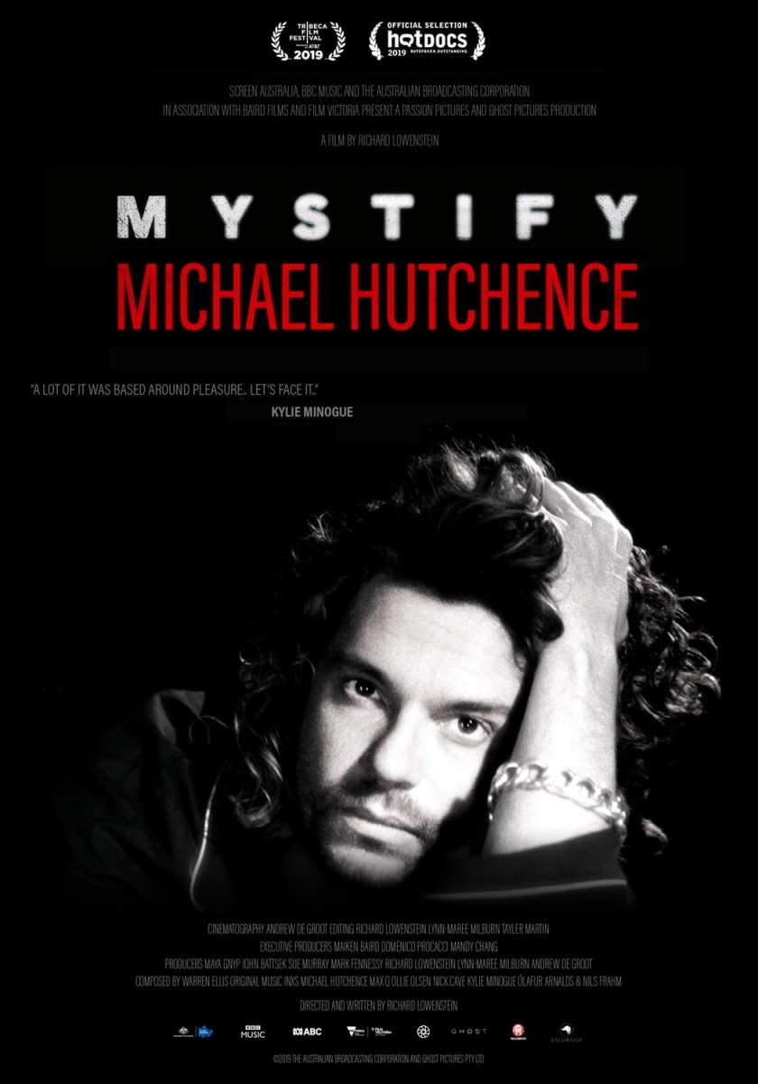 Michael Hutchence: Mystify