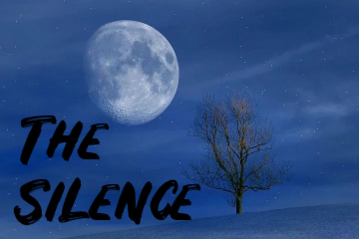poem-the-silence