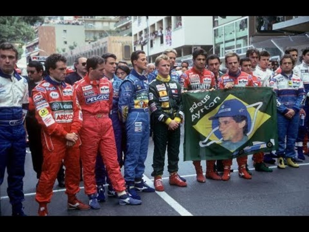 The 1994 Monaco GP: Michael Schumacher's 6th Win – Adeus Senna