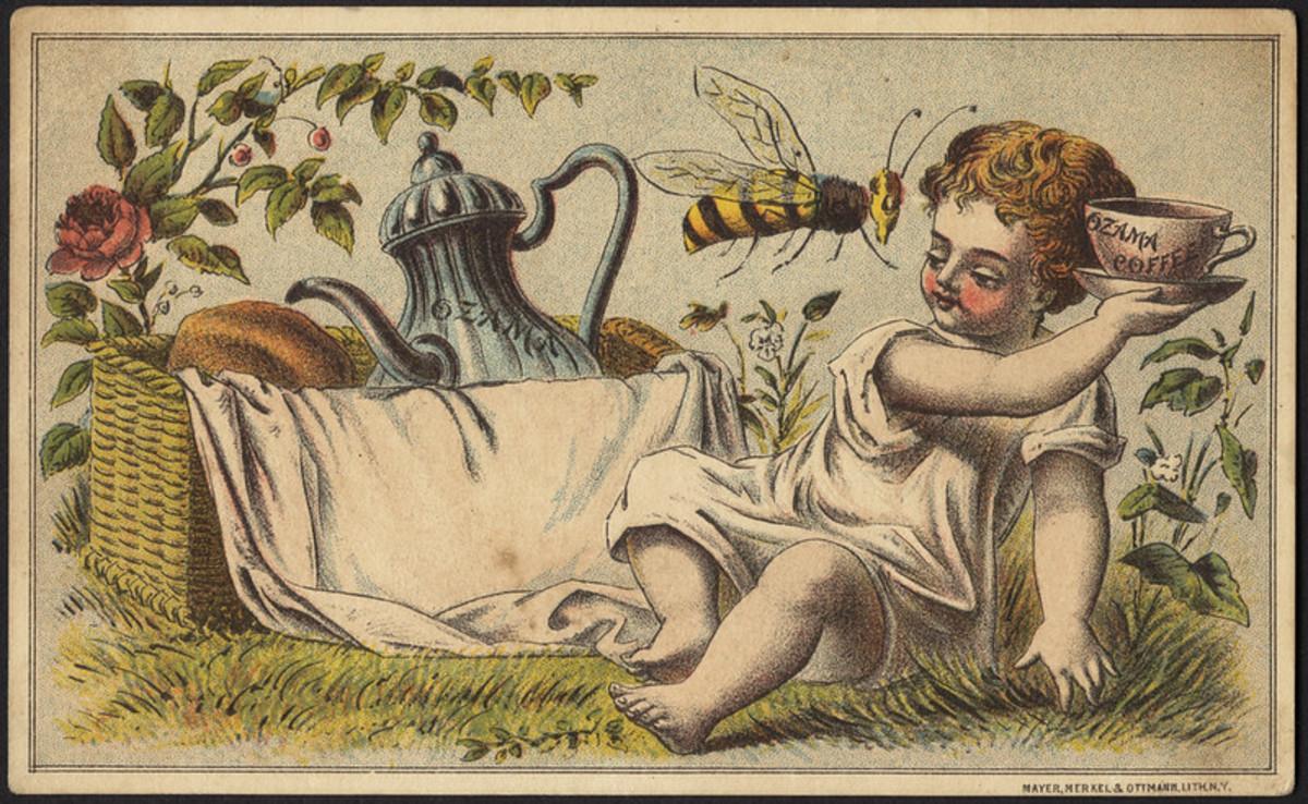 I Stung A Bee: A Poem