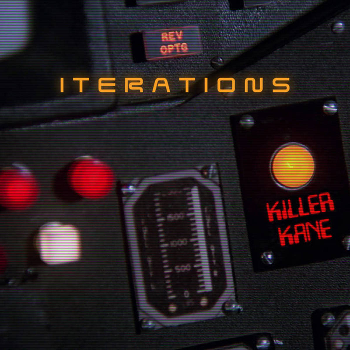 """Synthwave Single Review: Iterations, """"Killer Kane"""""""