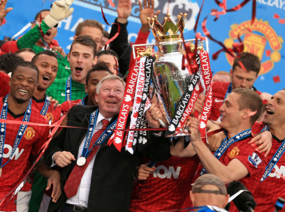 What Did the Premier League Look Like in 2013?