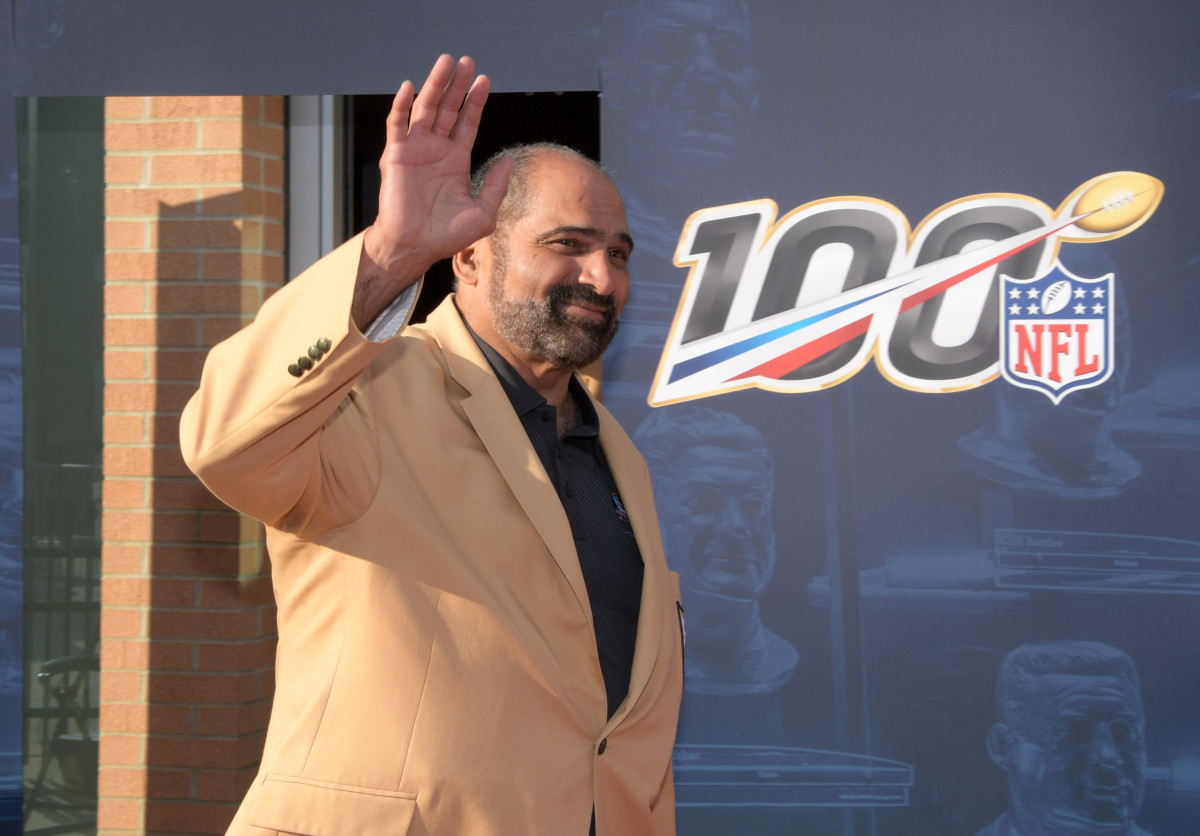Hall-of-Fame running back Franco Harris was the first Super Bowl MVP in Steelers history.