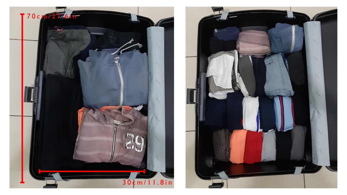 Packing Tips to Make Your Next Flight Easier