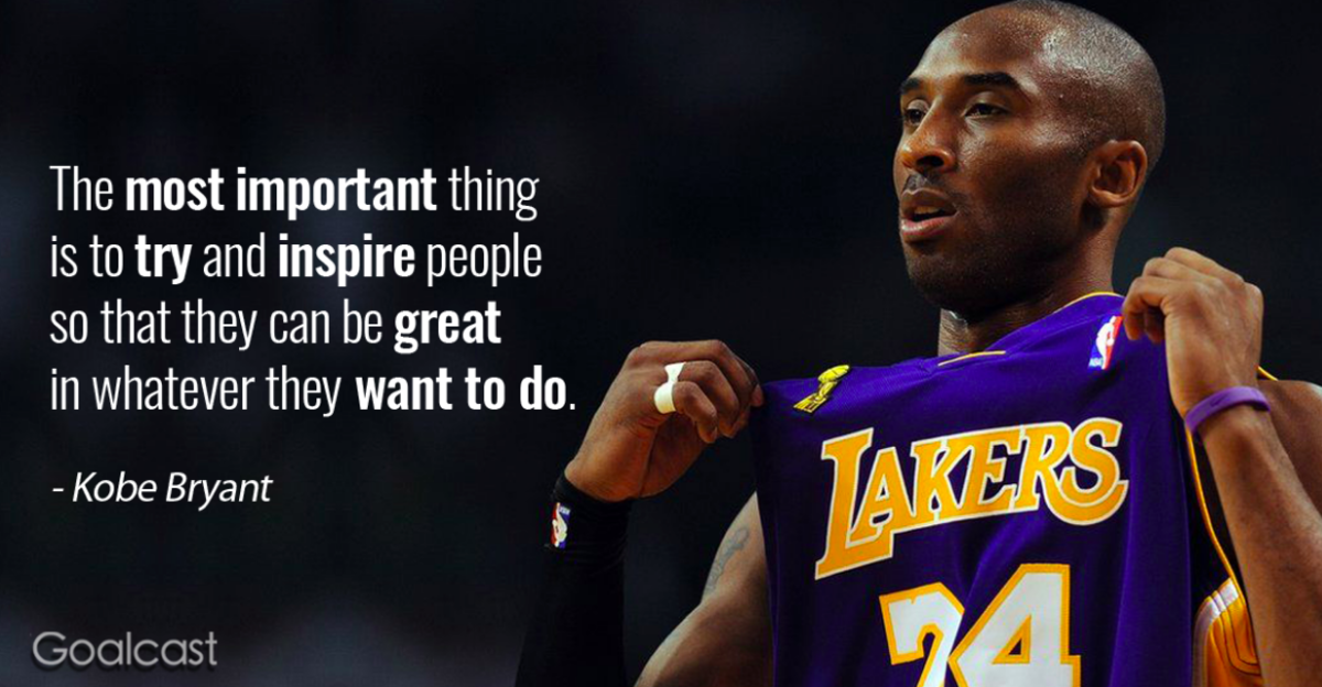 Lessons We Can Learn From Kobe Bryant