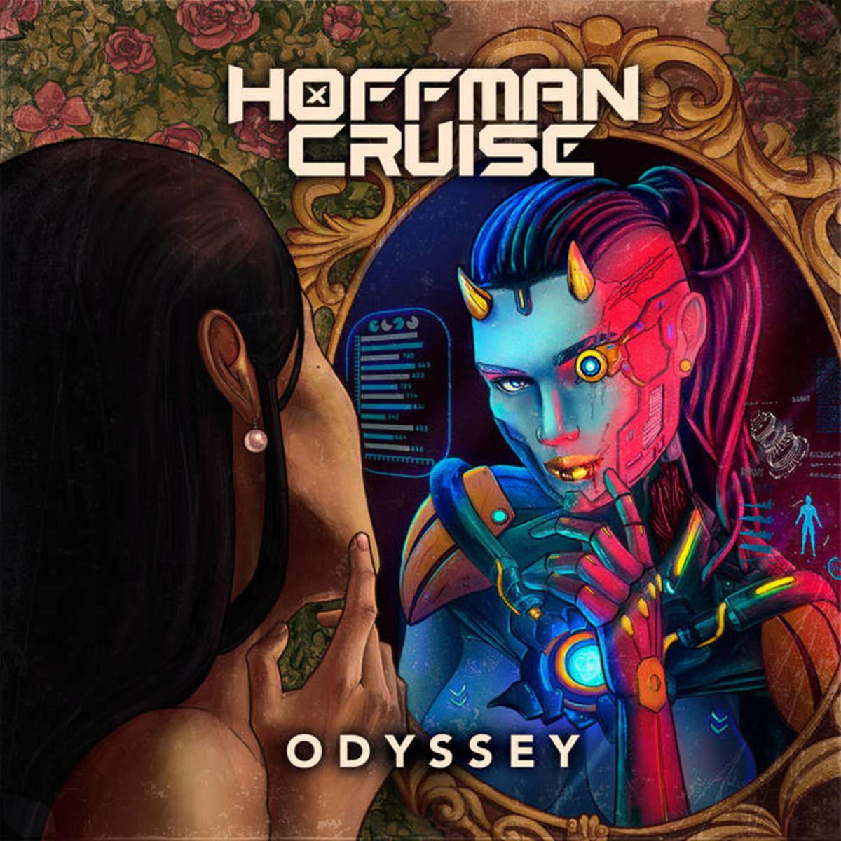 "Cover art for Hoffman Cruise's ""Odyssey"""