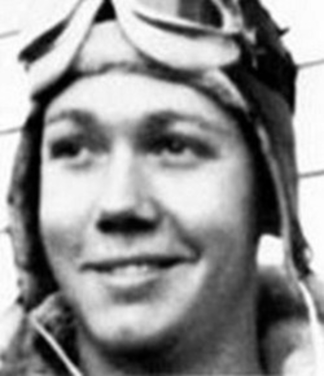 Owen J. Baggett: The Man Who Shot Down an Enemy Aircraft With a Pistol