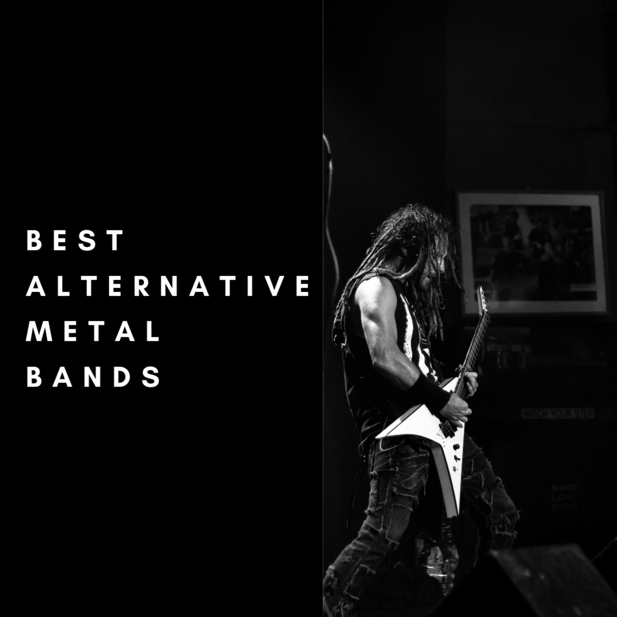 100 Best Alternative Metal Bands